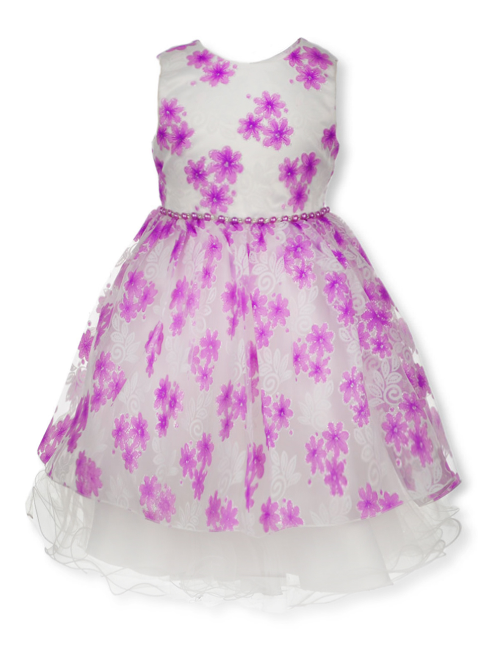 Girls Lilac Special Occasion Dresses
