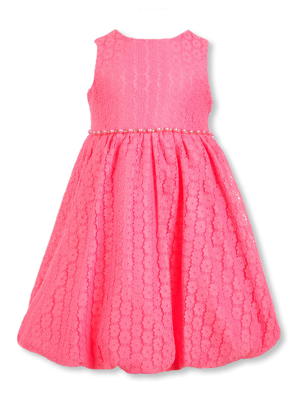 Girls Pink Special Occasion Dresses