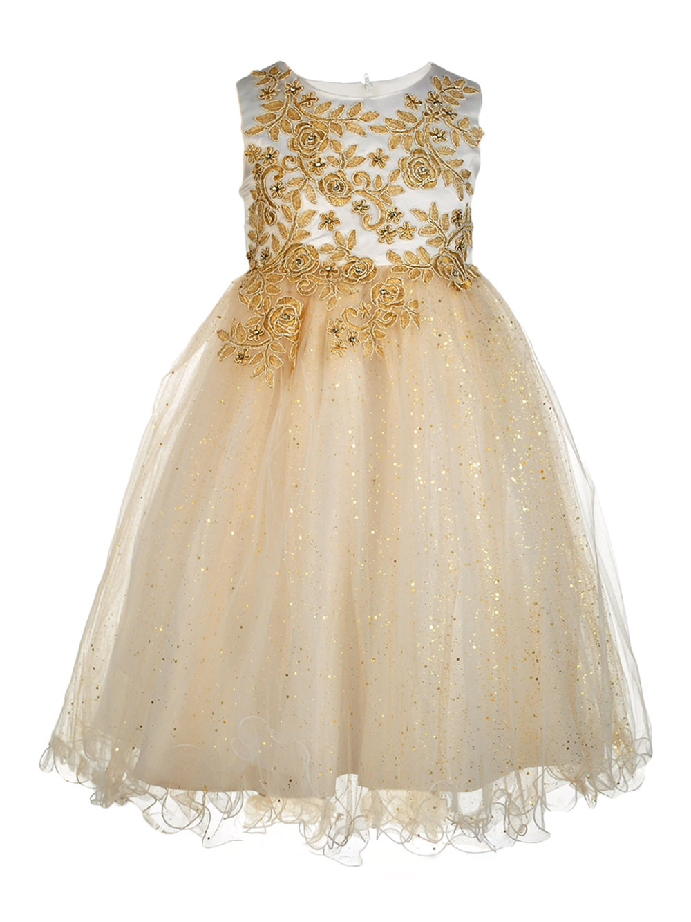 Gold Special Occasion Dresses