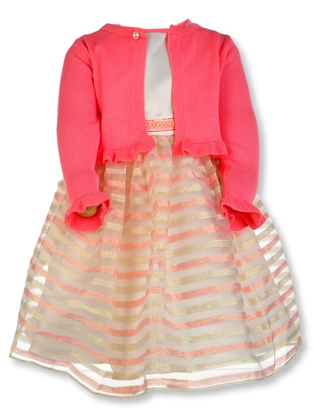 Girls Blush Special Occasion Dresses