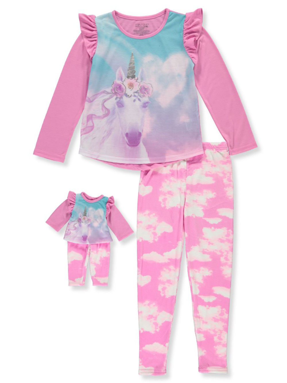 Pajamas Matching Doll