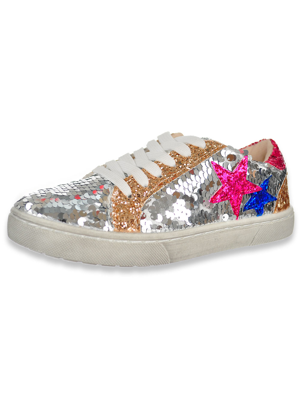 Girls Multi Sneakers