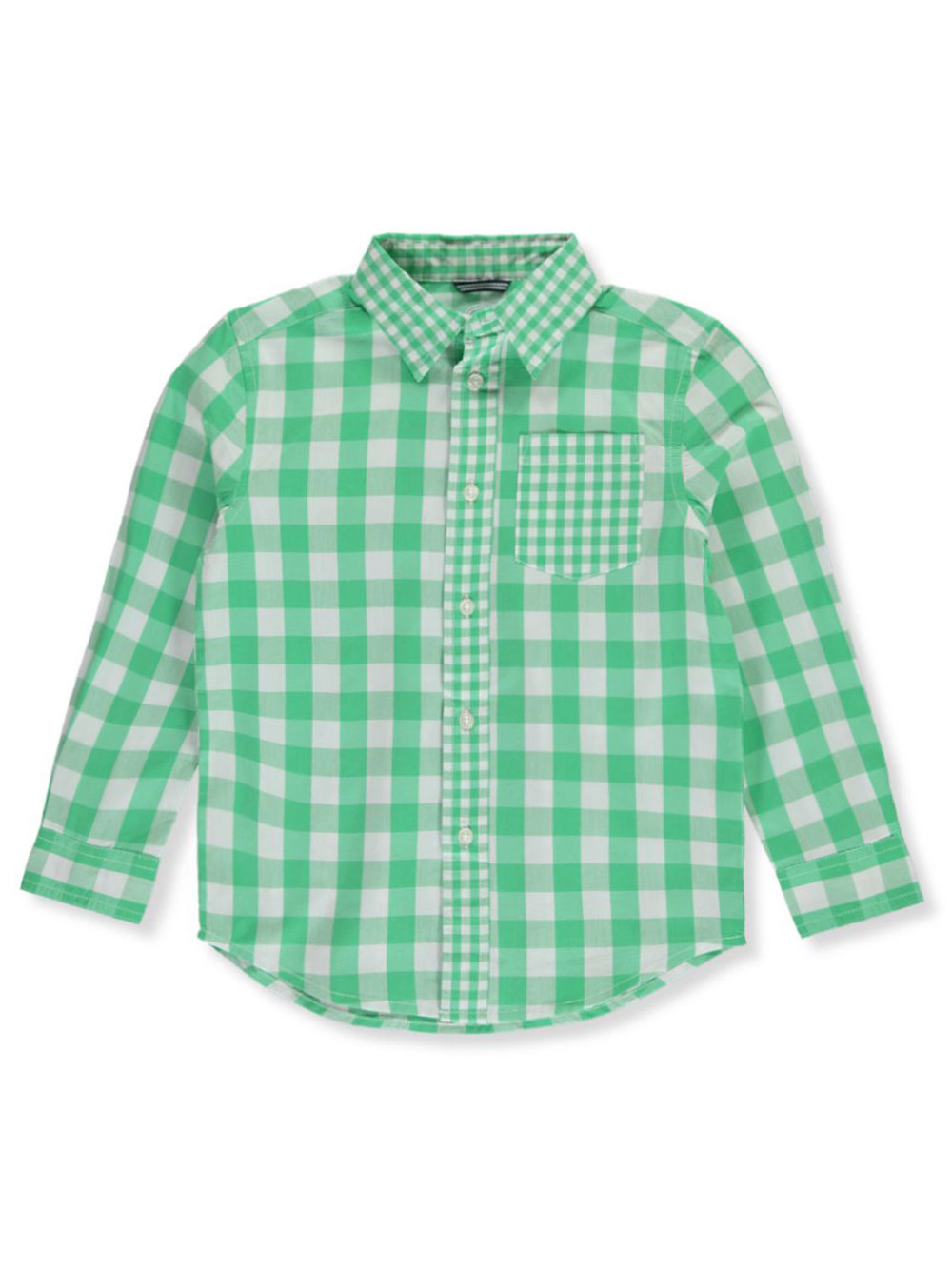 Size 10-12 Button-Downs for Boys