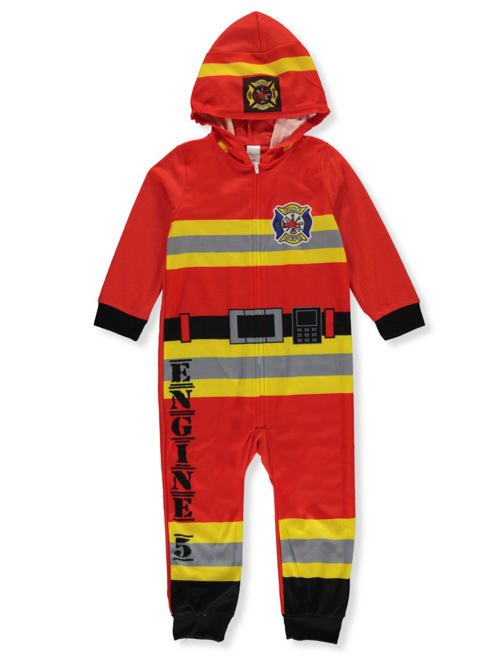 Sleepwear Hooded Pajama Suit