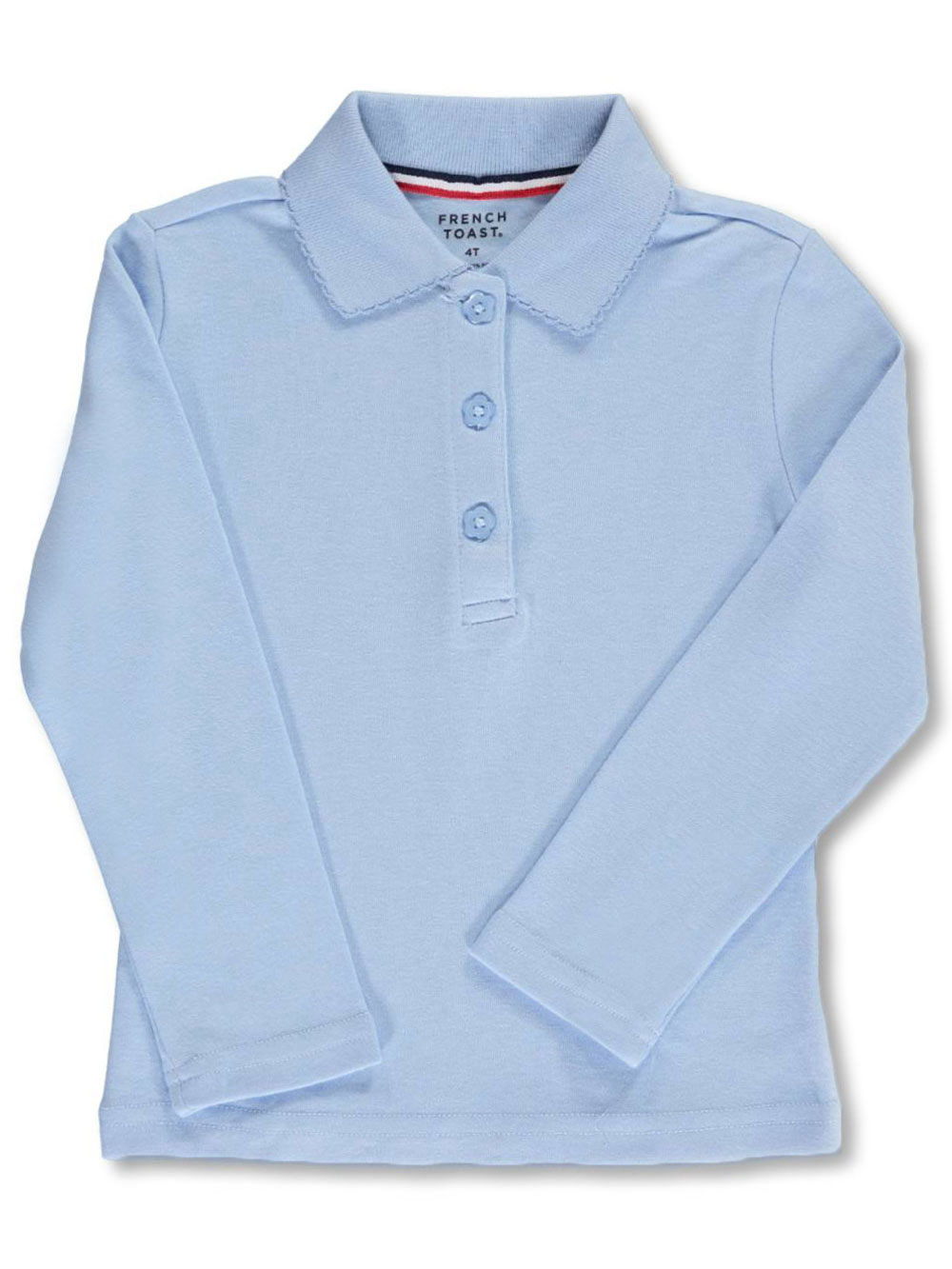 Polo Tops Long-Sleeved Top