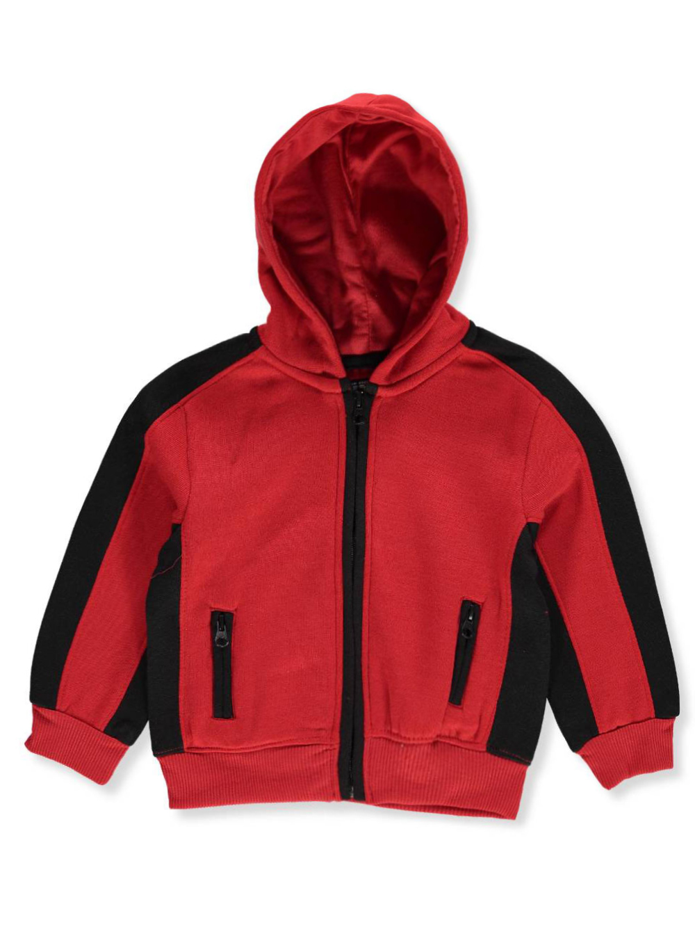 Red and Multicolor Hoodies