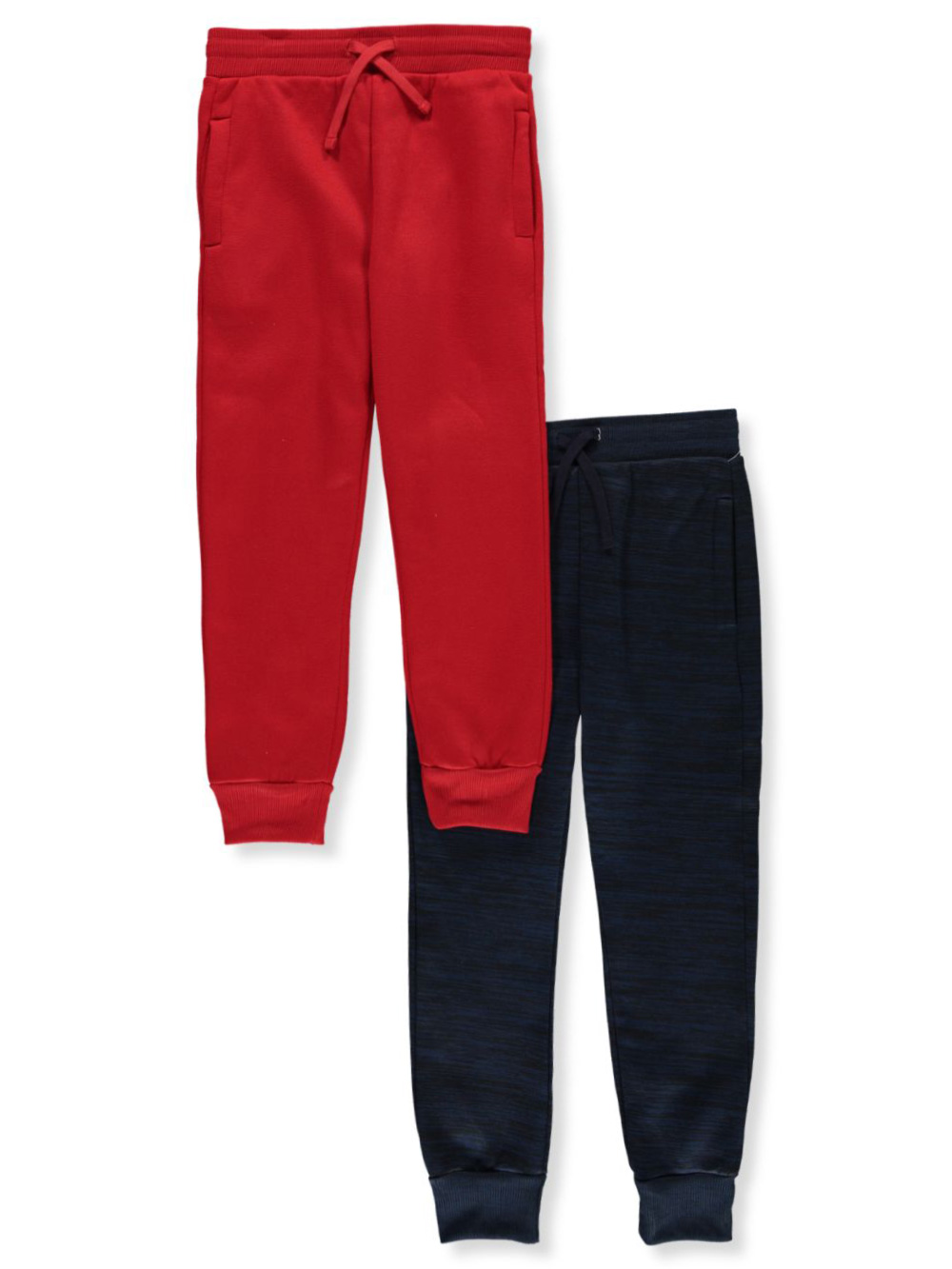 Boys' 2-Pack Tricot Joggers