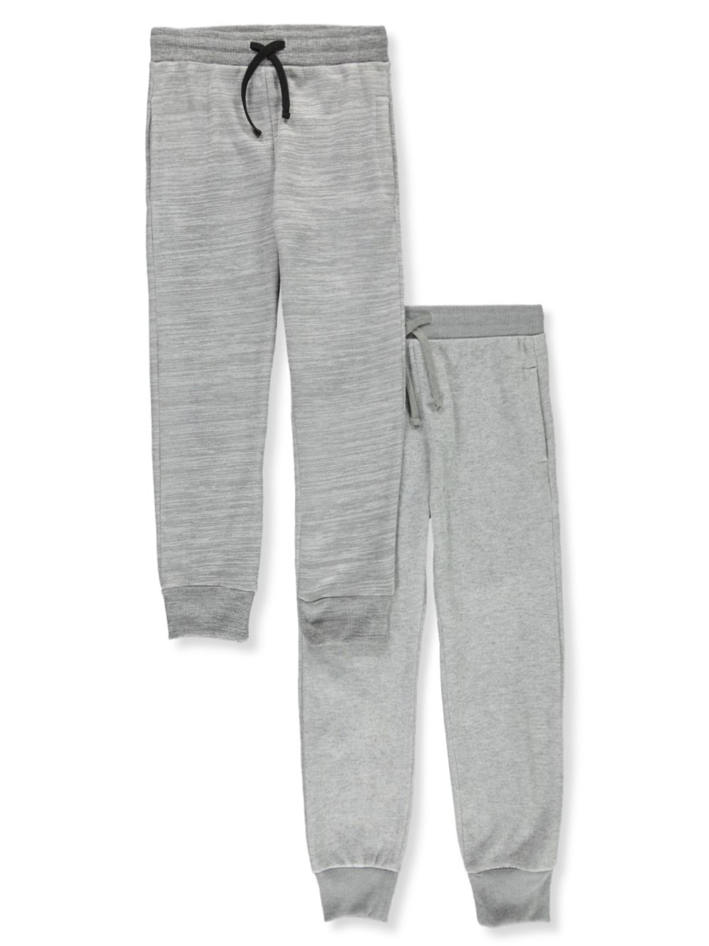 Boys' 2-Pack Poly Joggers