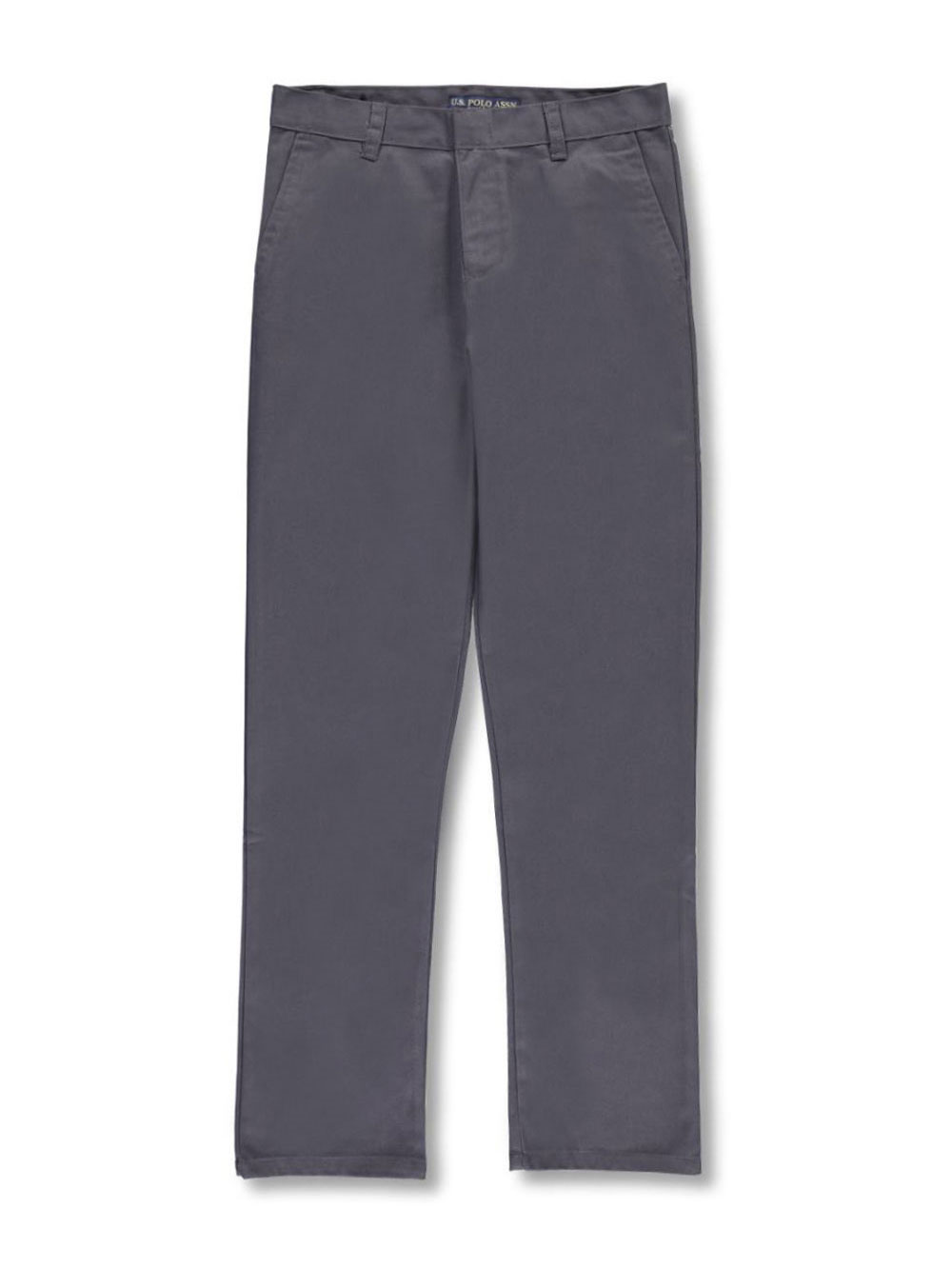 Big Boys' Flat Front Pants