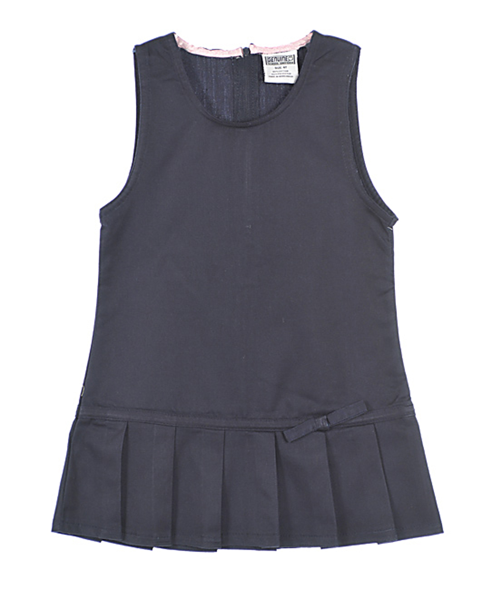Image of Genuine Low Pleat Twill Jumper Sizes 2T  4T