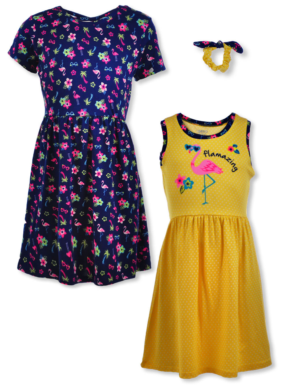 Girls' 2-Pack Dresses