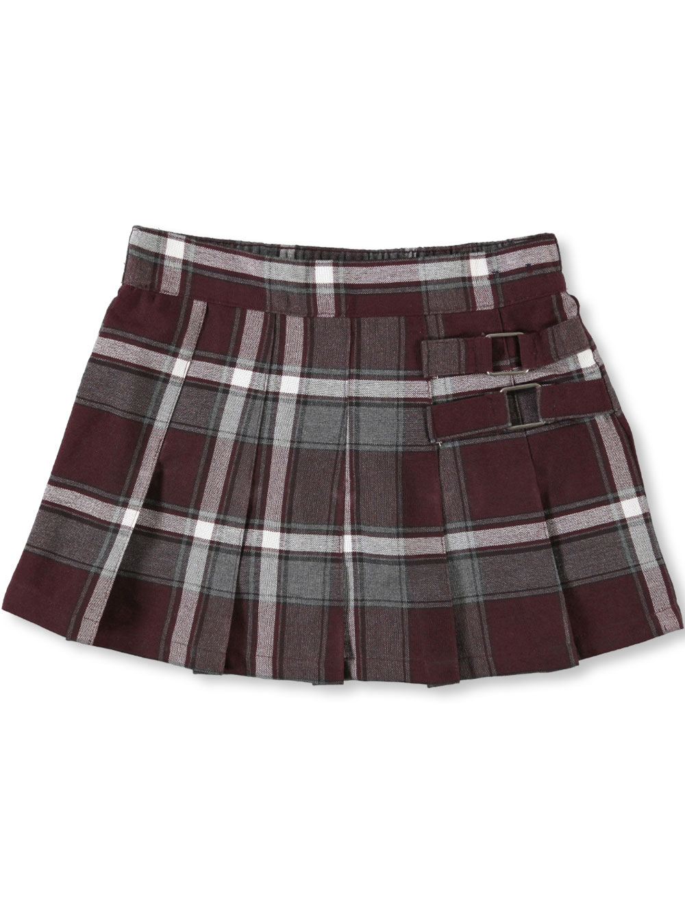 Girls Plaid #91 Shorts and Skorts