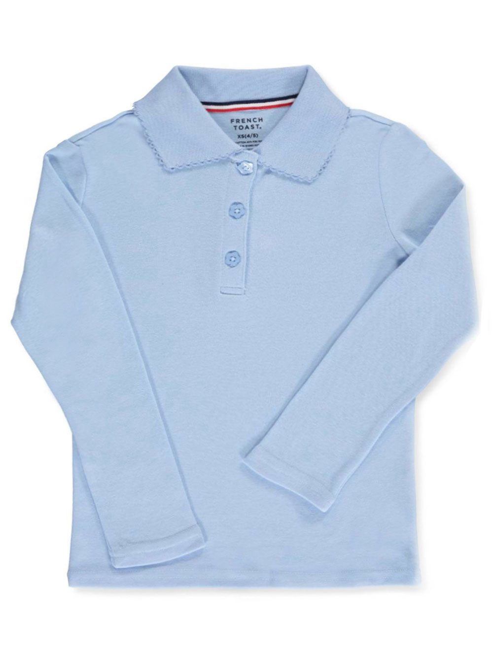 Knit Polos Long-Sleeved Polo