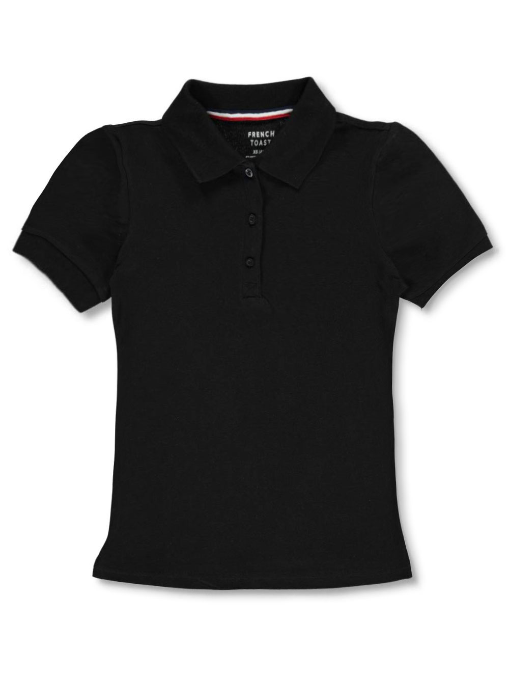 Size 6-6x Knit Polos for Girls