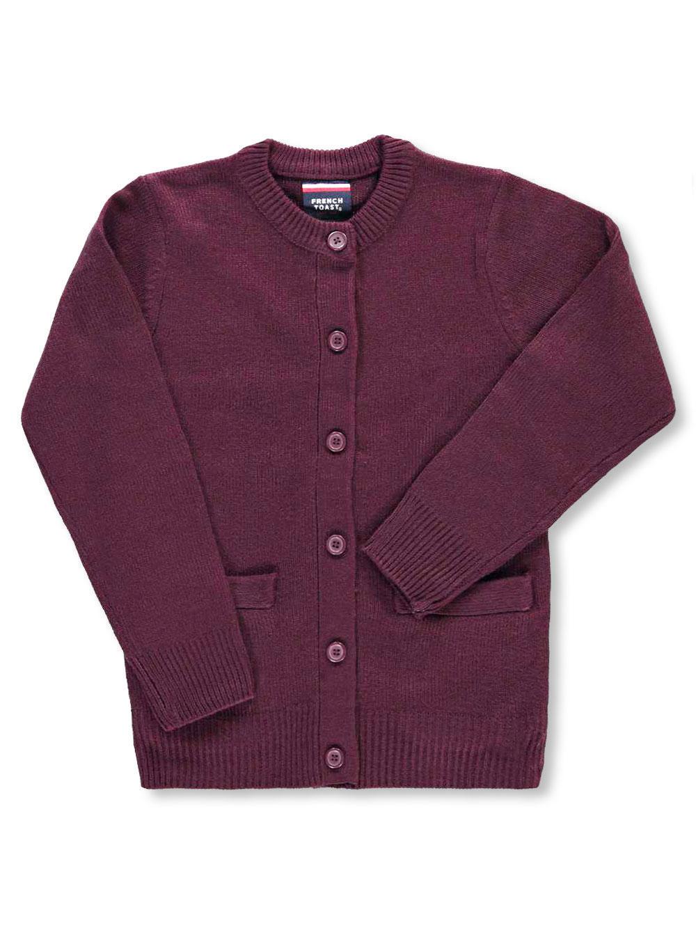 French Toast Girls Knit Cardigan Sweater