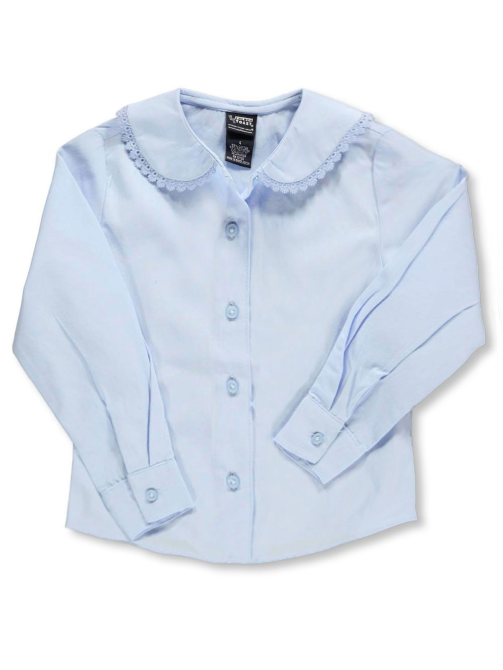 Size 4 Blouses for Girls