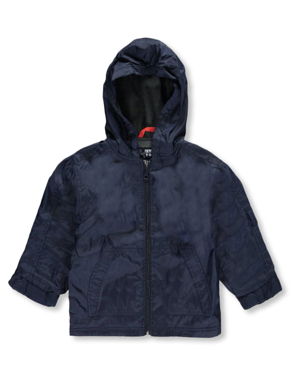 Boys Navy Outerwear