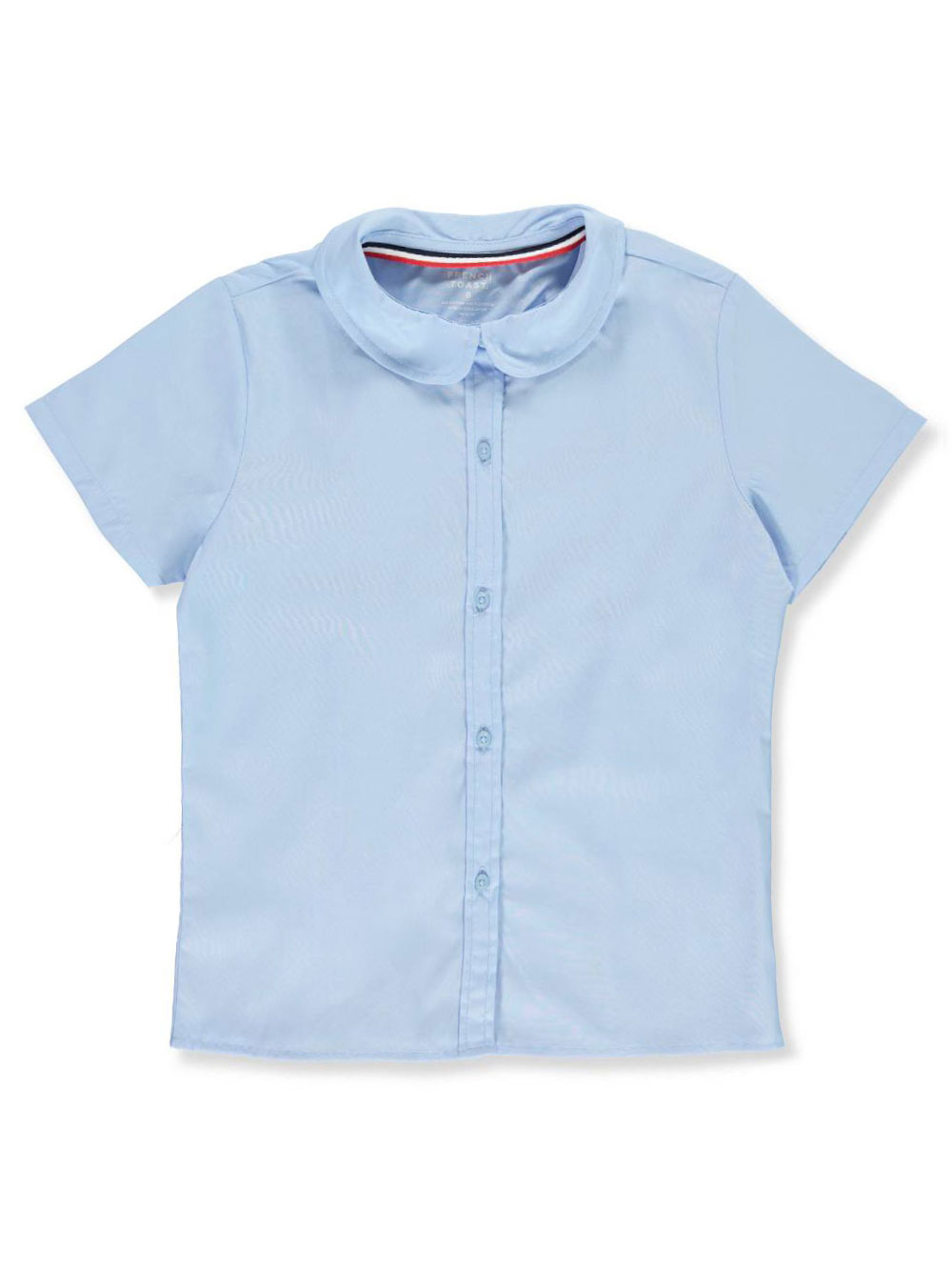 Blouses Peter Pan Fitted Shirt