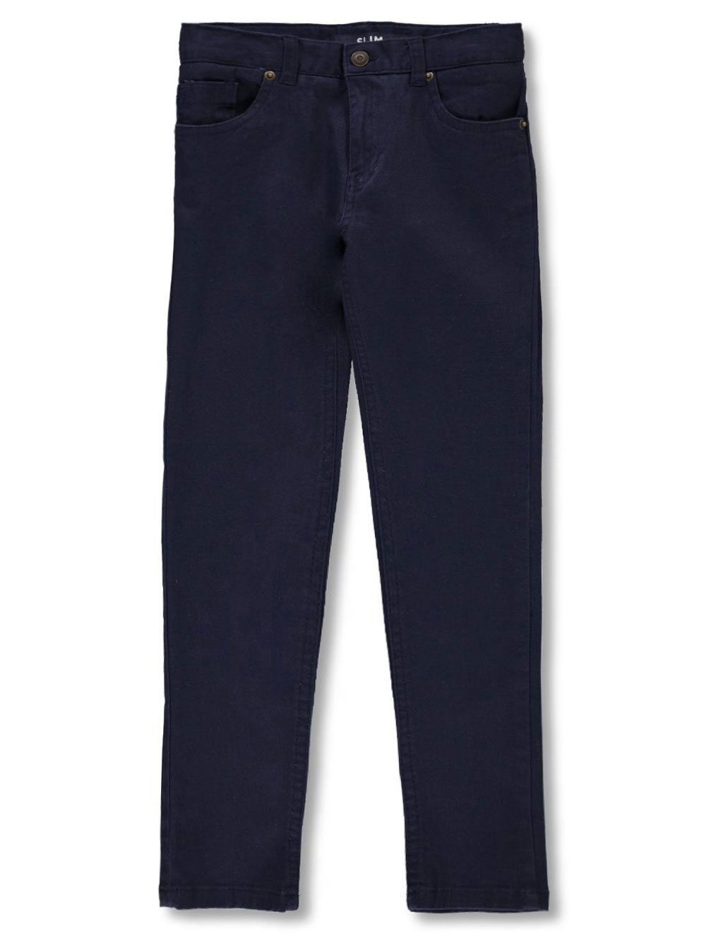 Pants Stretch Twill Construction