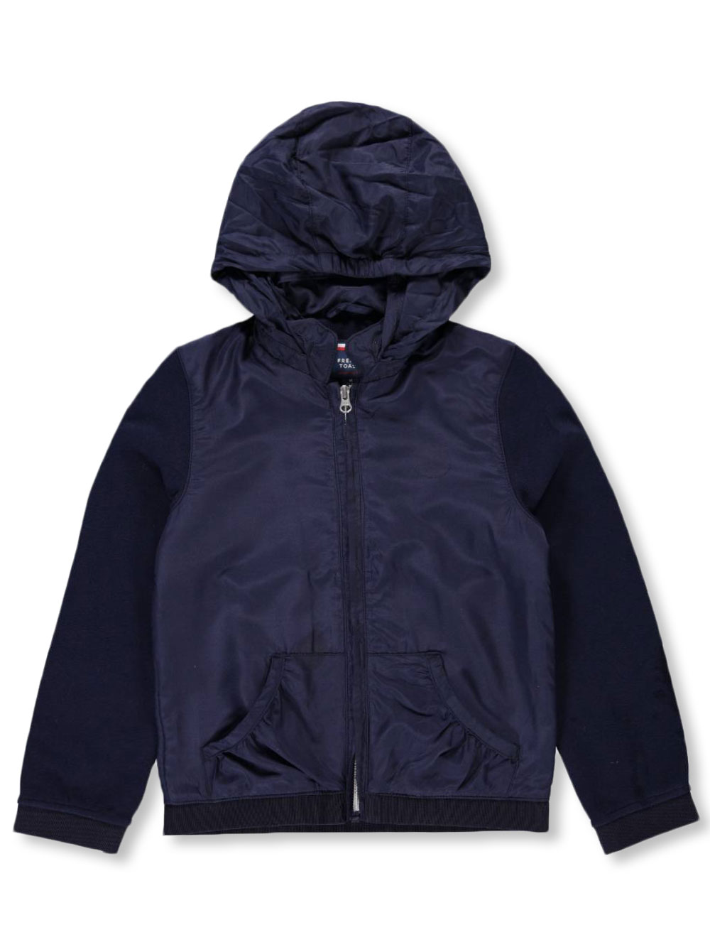 Outerwear Hooded Jacket
