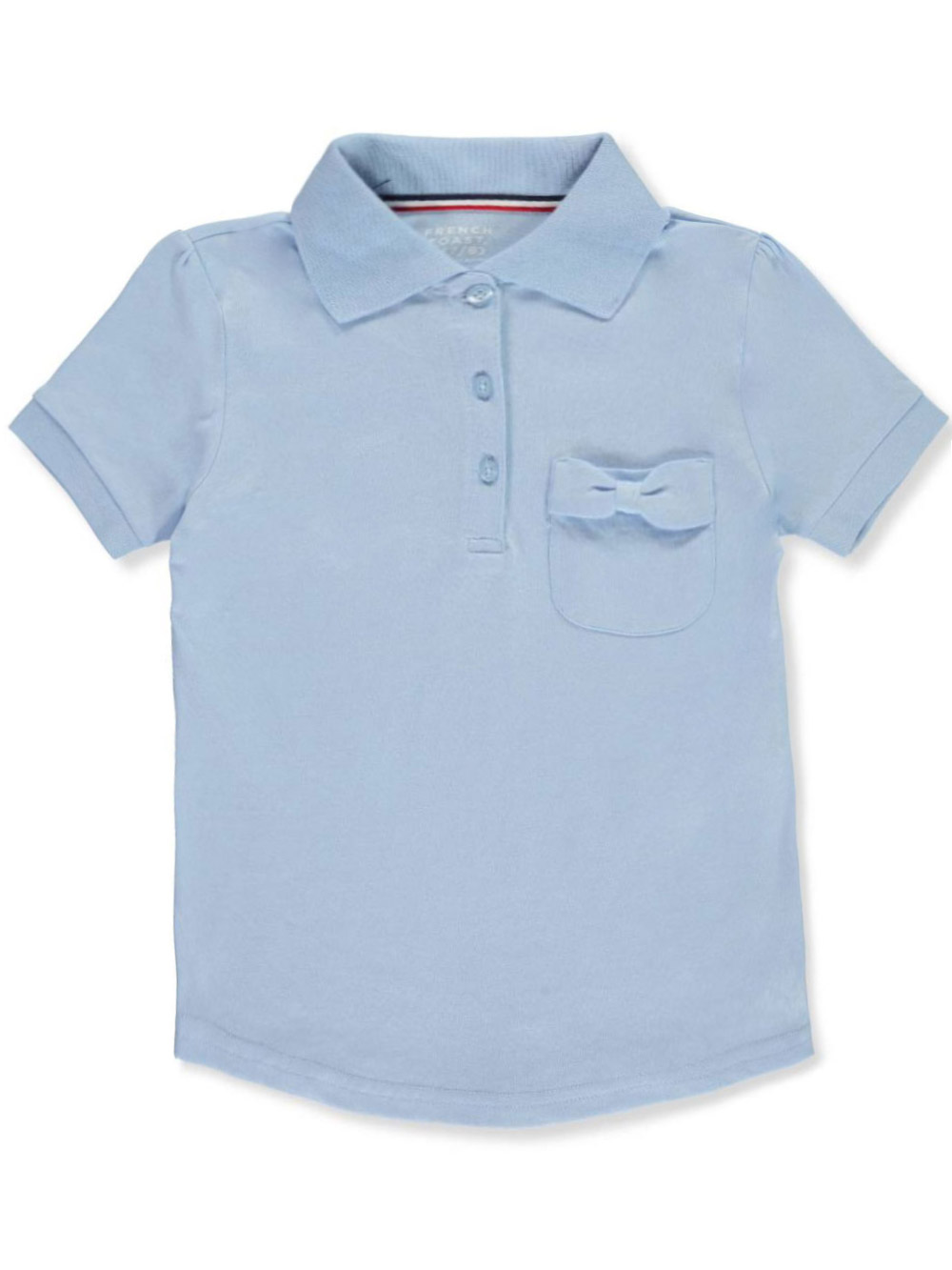 Knit Polos Short-Sleeved Polo