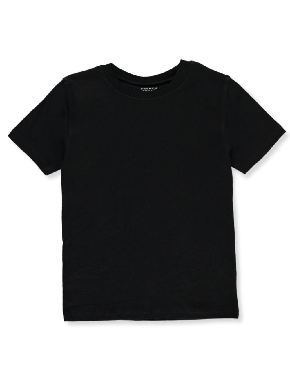 Baby Boys' Basic Crew Neck T-Shirt