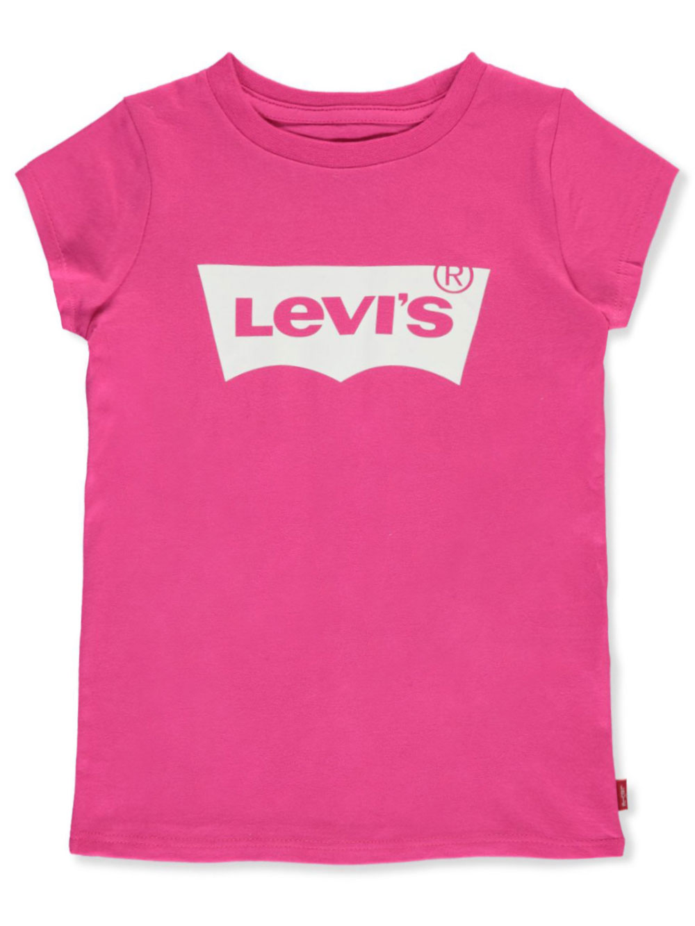 Girls Hot Pink T-Shirts