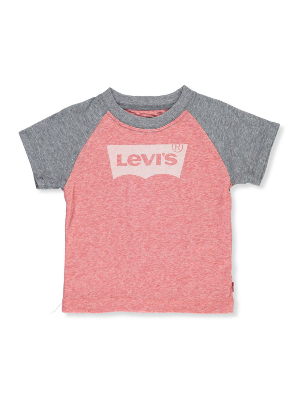 Baby Boys' Heather Raglan Graphic T-Shirt