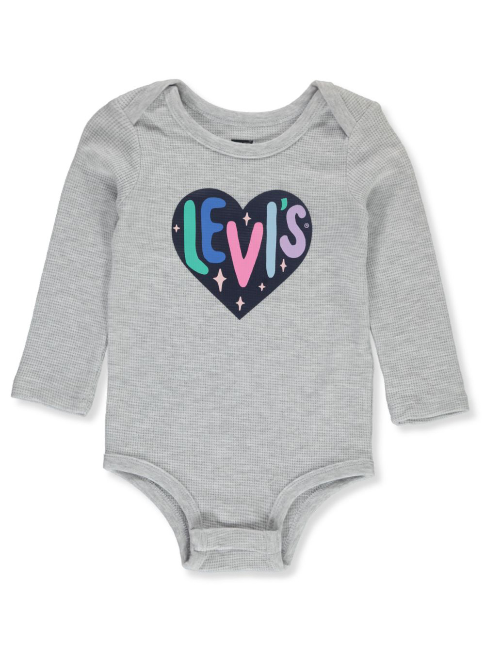 Girls Gray Bodysuits