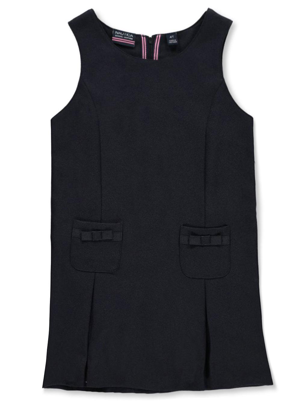 Nautica Childrens Apparel Toddler Girls Ribbed Sweater W// Metallic