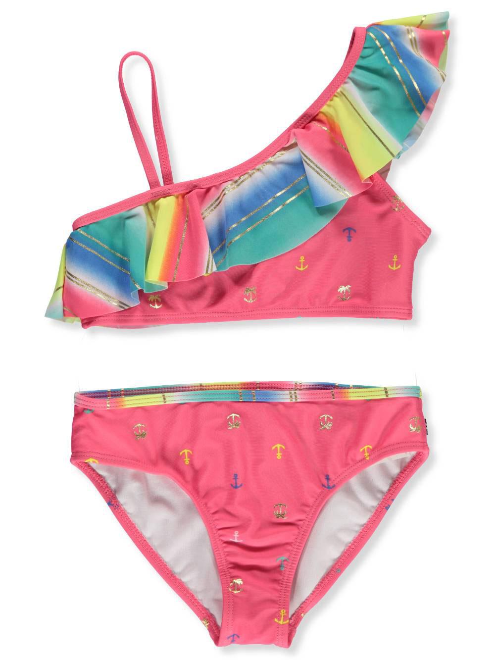 919962be41e Girls' 2-Piece Bikini by Nautica in Peach from Cookie's Kids
