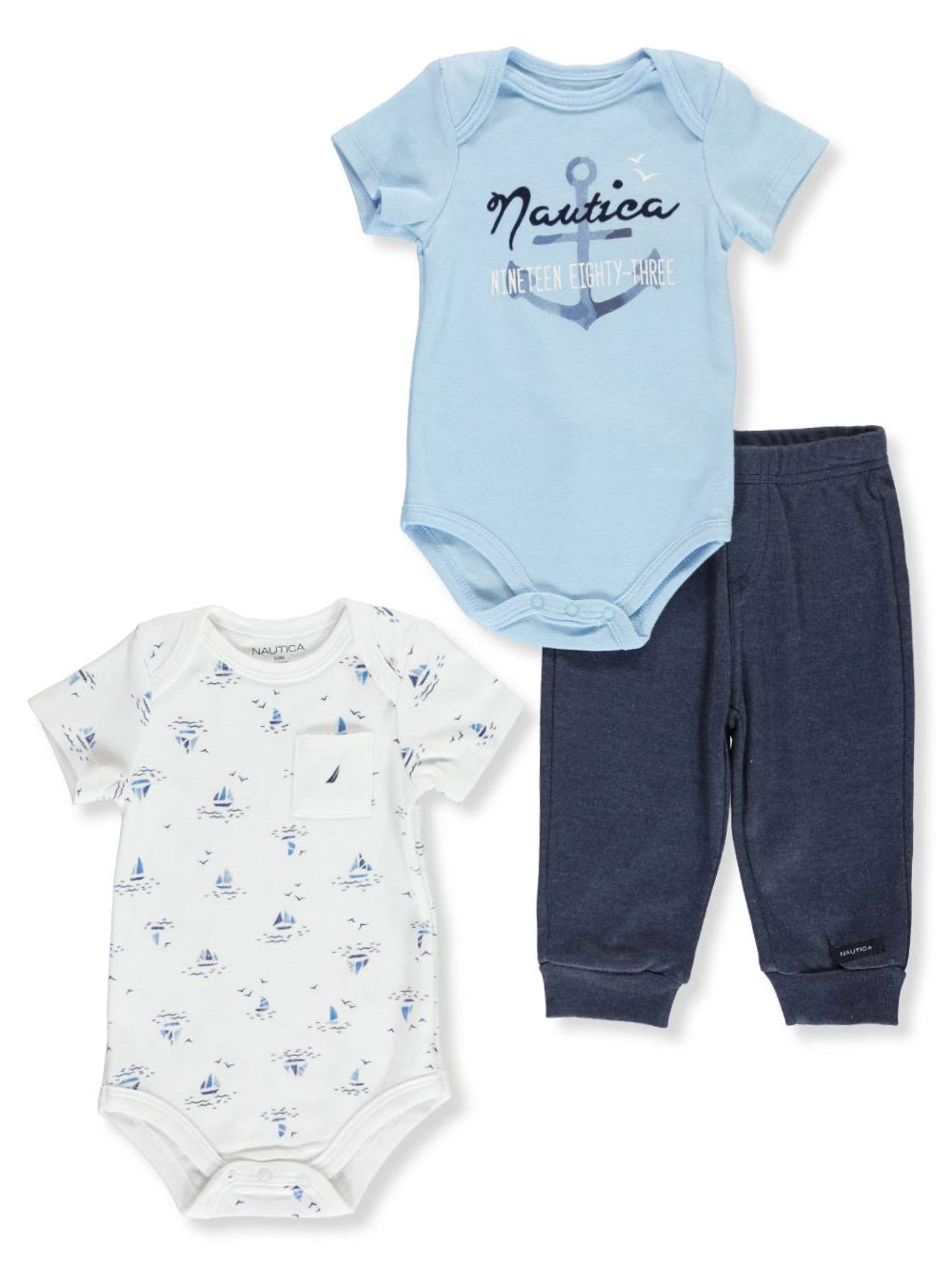 Baby boys striped t-shirt shorts printed appliqued embroidered caterpillar set