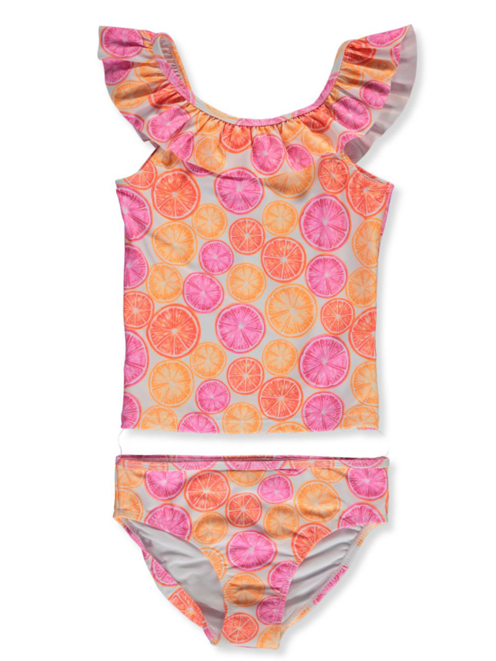 Swimwear 2-Piece Tankini Swim Set
