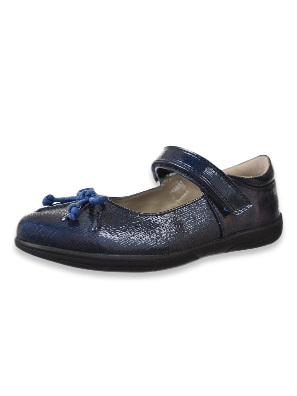 Girls' Alani School Shoes by Nina in