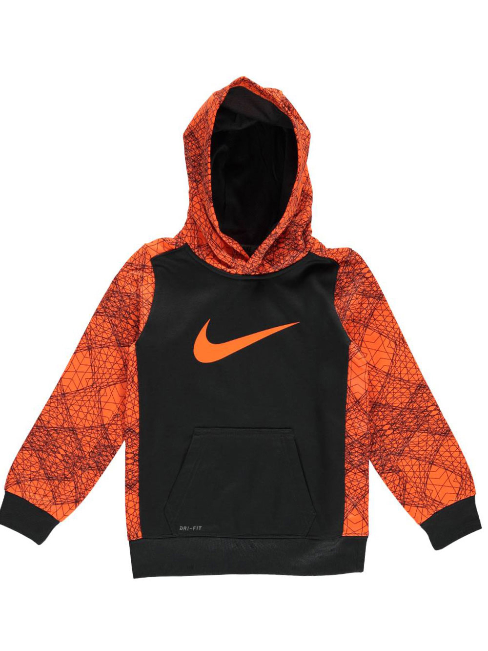 Image of Nike Little Boys Therma DriFit Hoodie Sizes 4  7