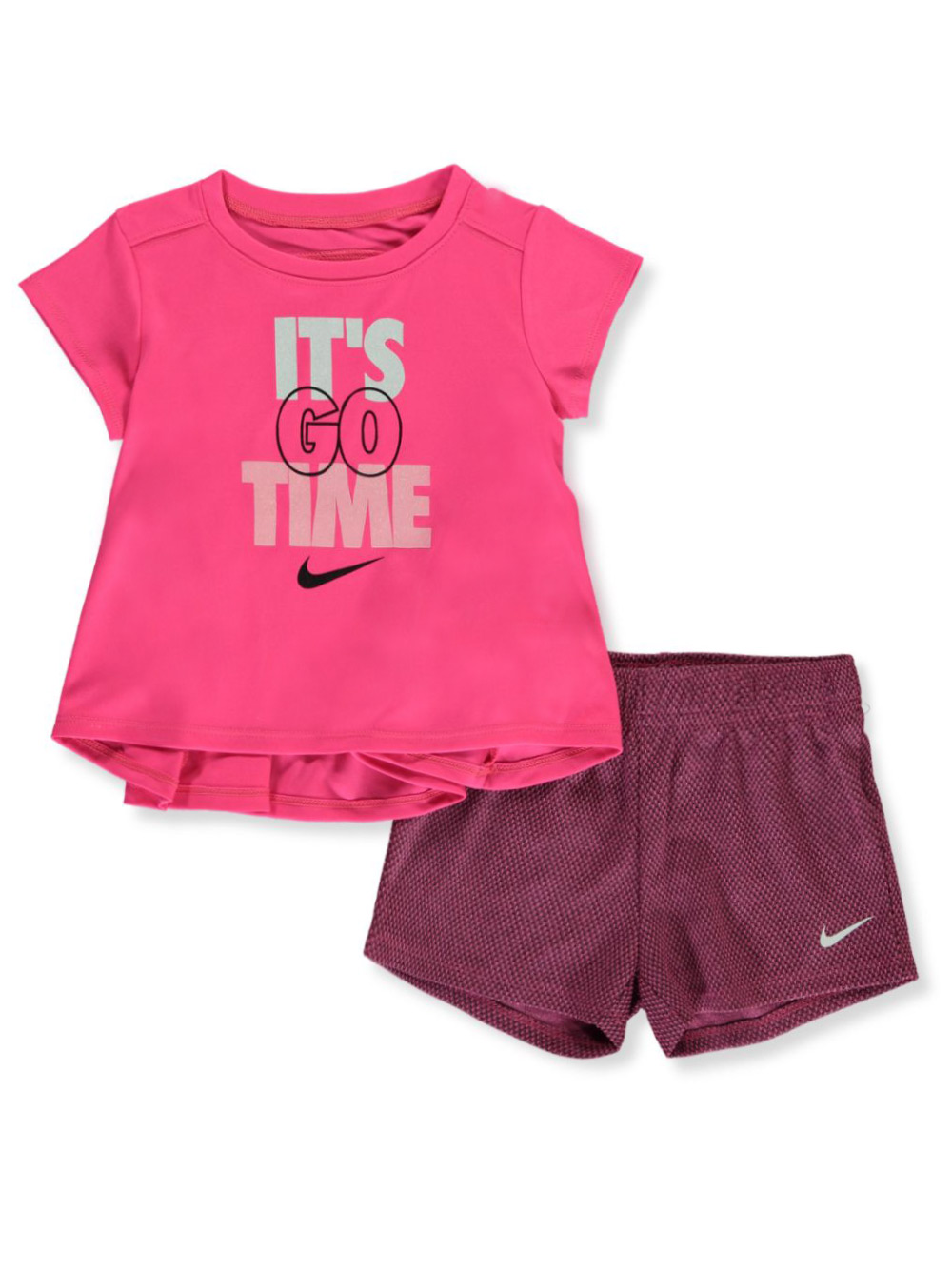 Baby Girls' 2-Piece Shorts Set Outfit
