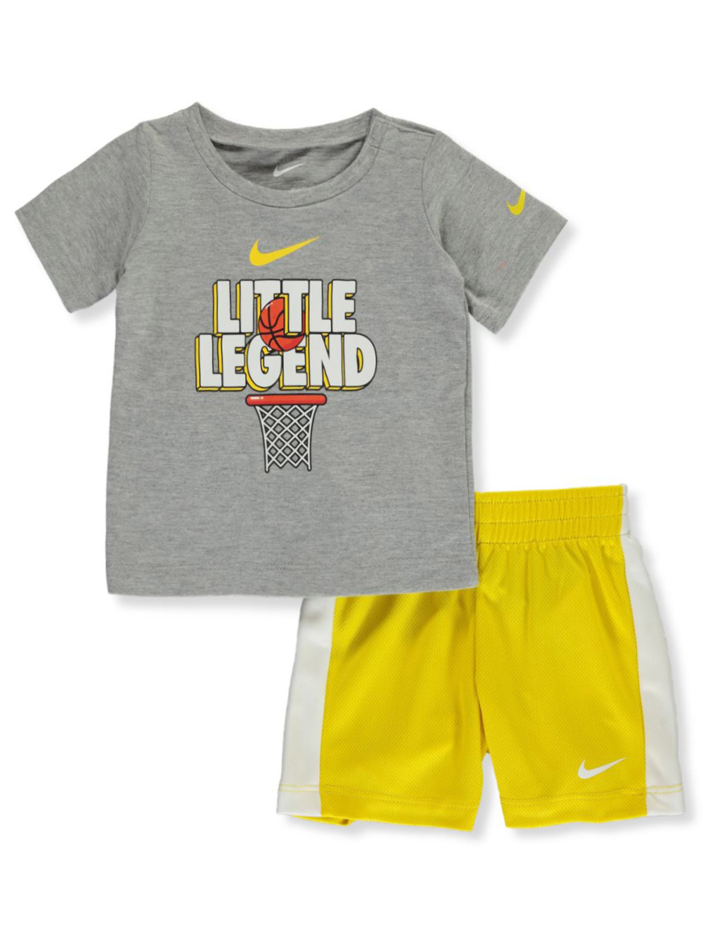 Little Legend 2-Piece Shorts Set Outfit
