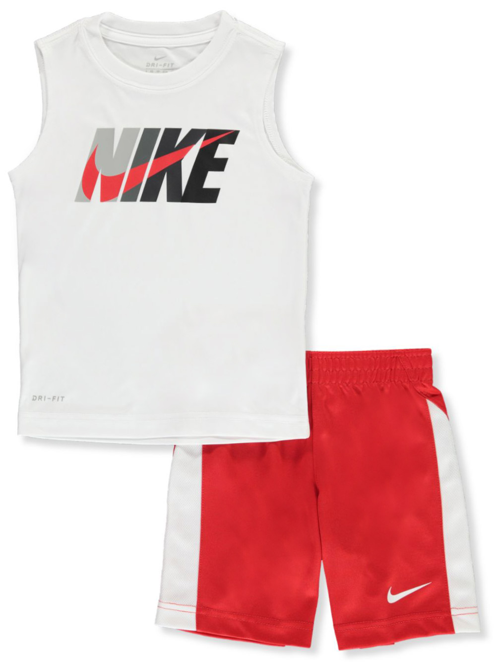 Performance 2-Piece Shorts Set Outfit