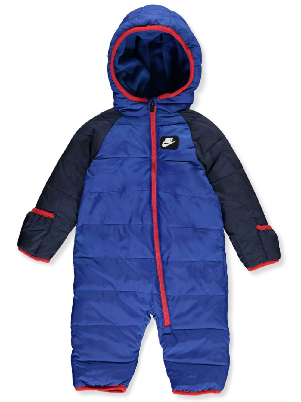 Baby Boys' Fleece Lined Snowsuit