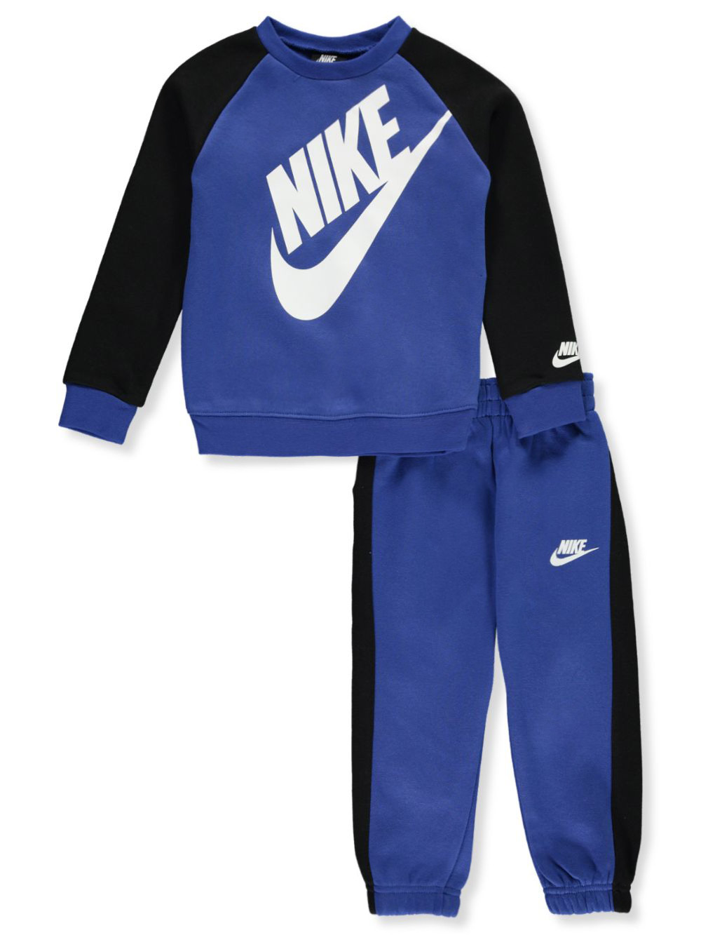 Boys' 2-Piece Sweatsuit Pants Set Outfit