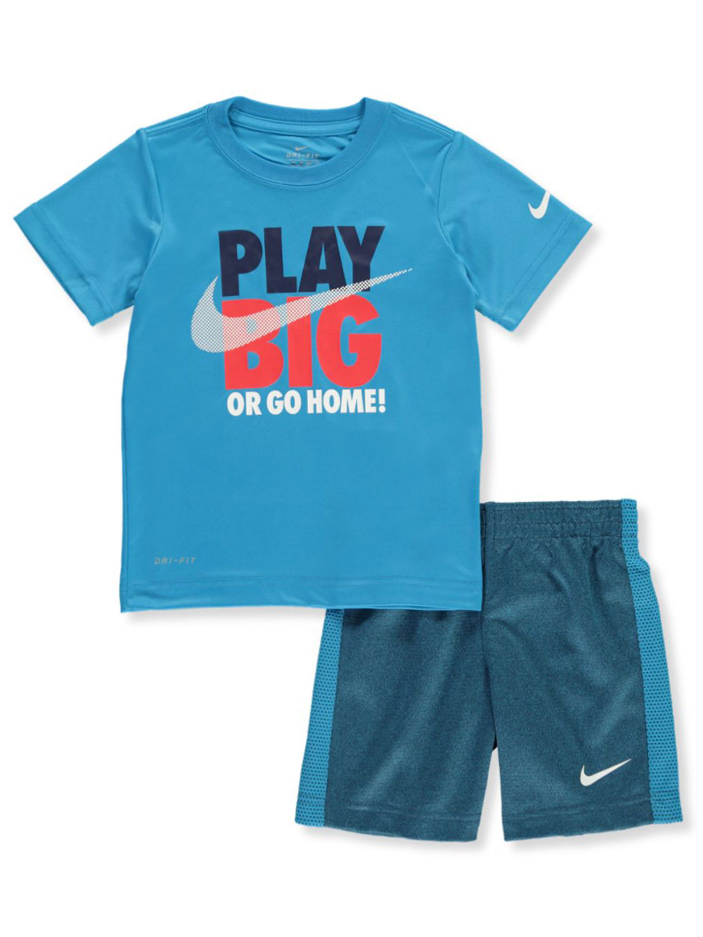 Logo Performance 2-Piece Shorts Set Outfit