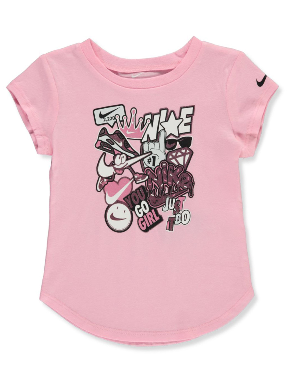 Girls' Athletic Top
