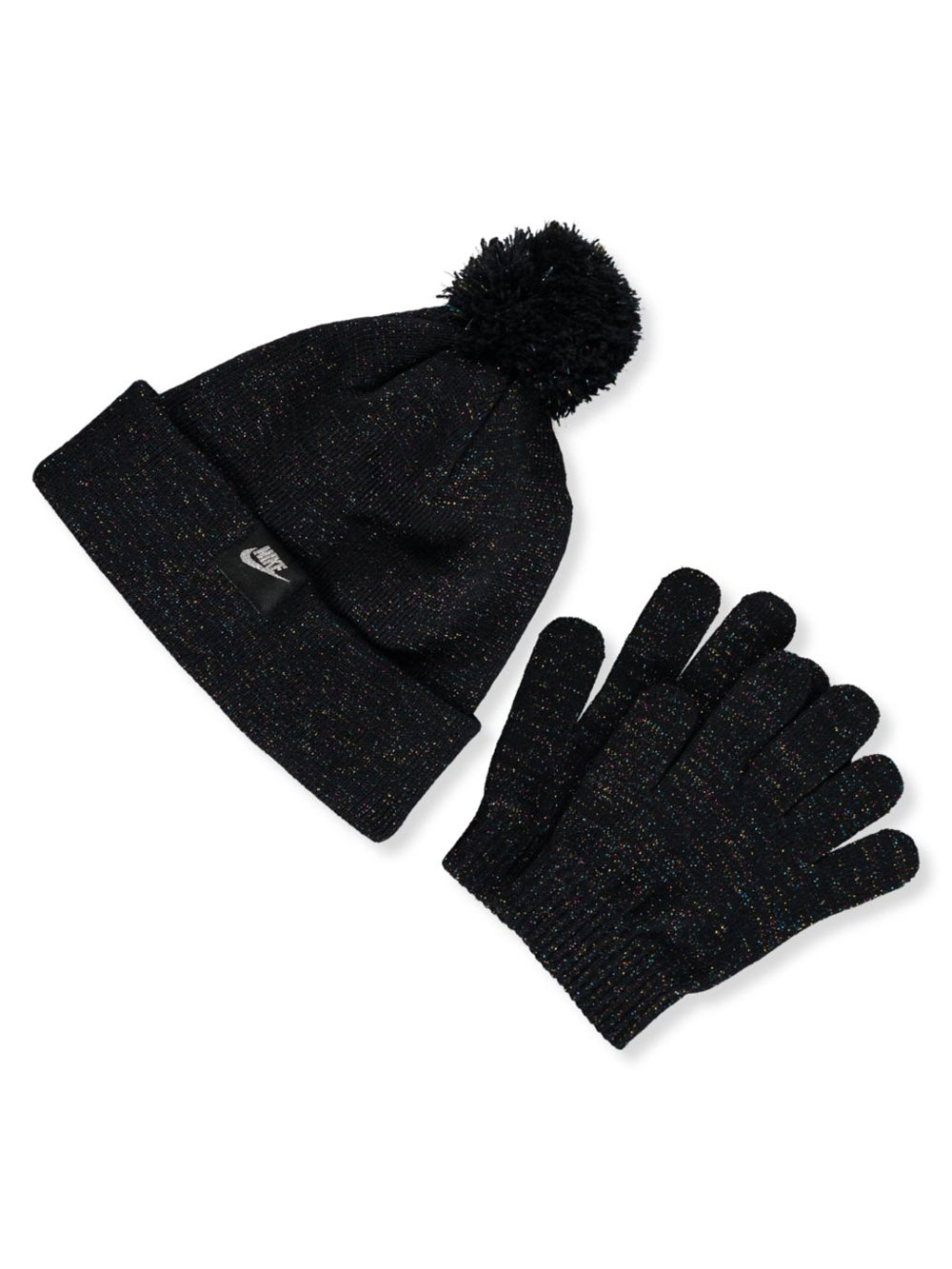 Girls' Beanie and Gloves Set