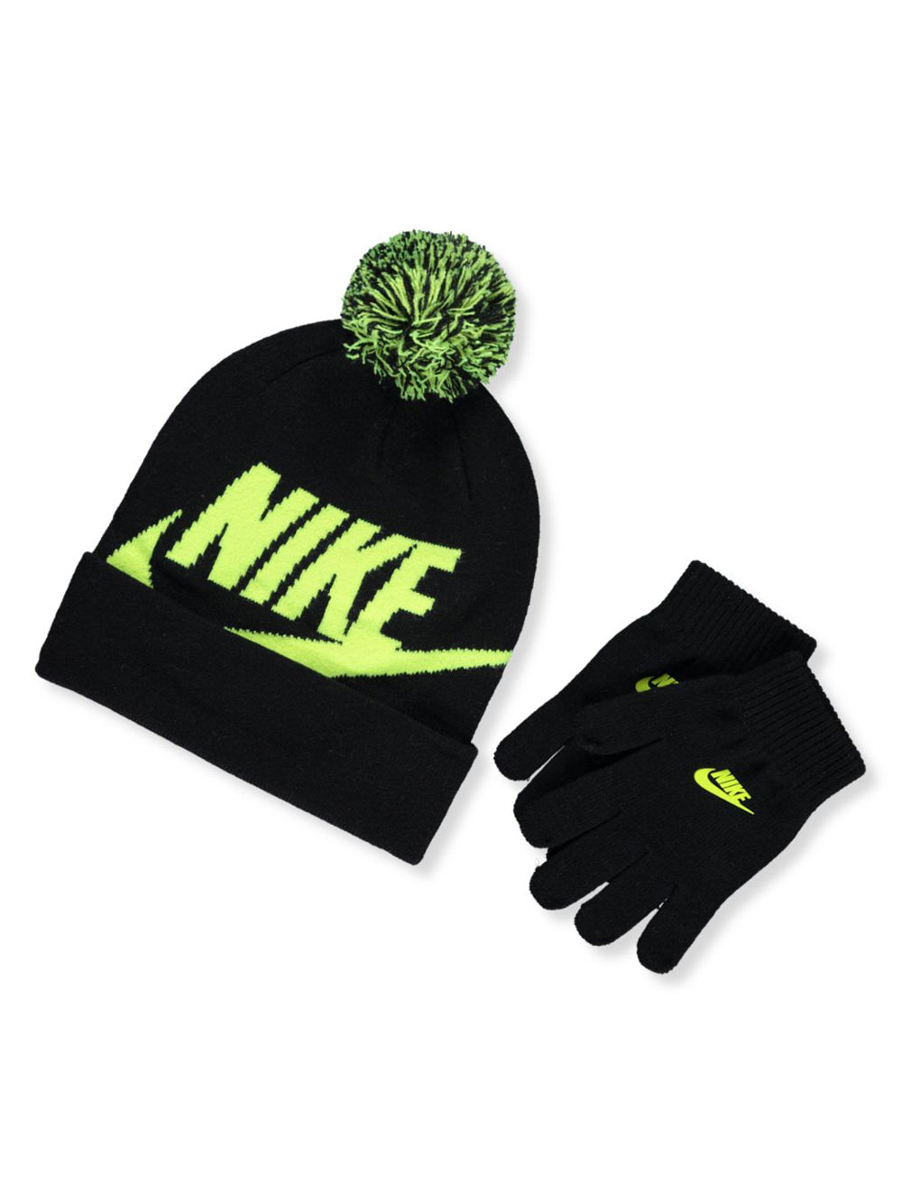 Boys' Beanie and Gloves Set