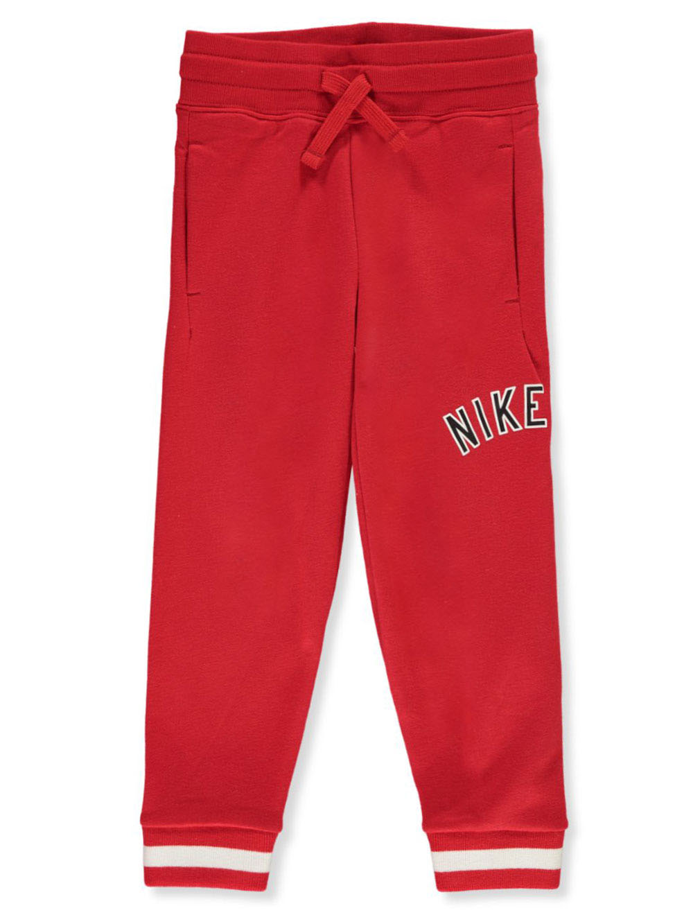 Boys University Red Sweatpants