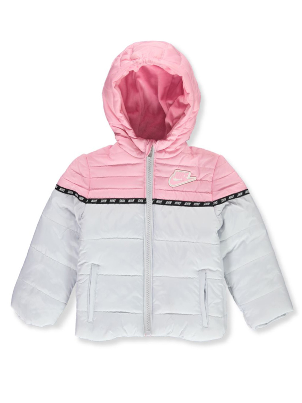 Girls Pure Platinum Jackets and Coats