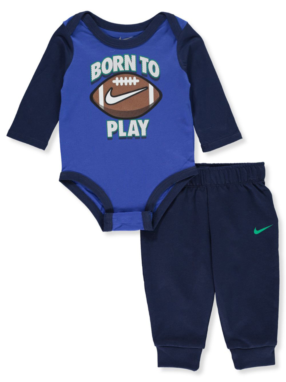 Baby Boys' 2-Piece Joggers Set Outfit