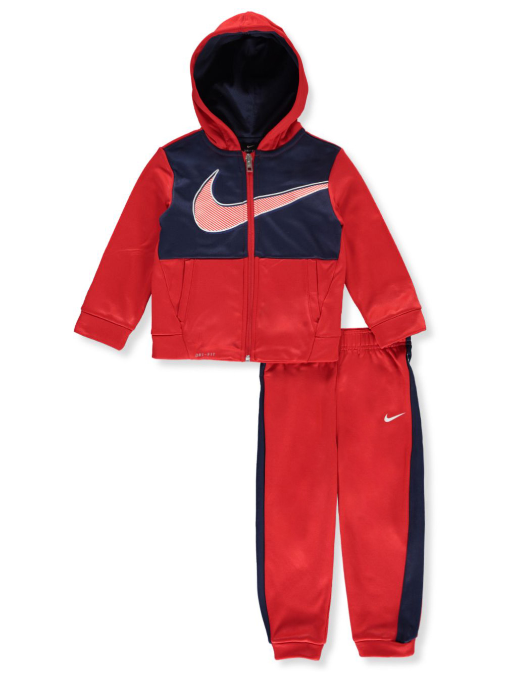 Active Sets Dri-FIt 2-Piece Tracksuit Outfit