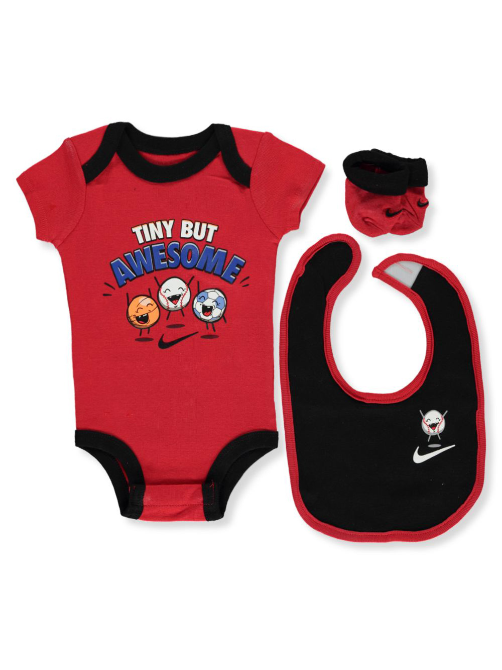 Boys University Red Gift Sets