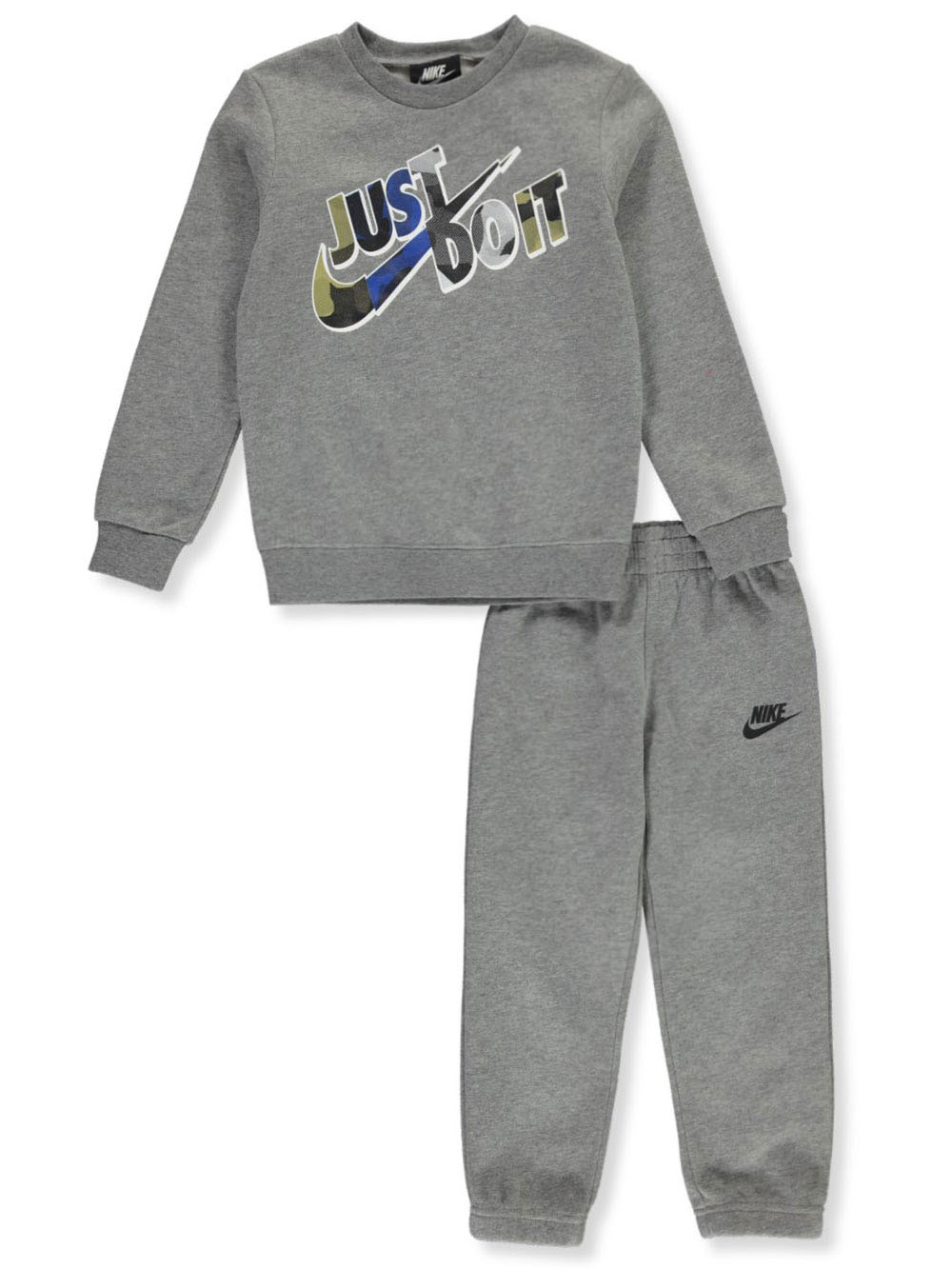 Boys Carbon Heather Sets
